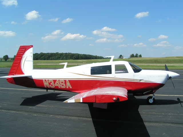 1978 Mooney 201 M20j For Sale Pristine Airplanes