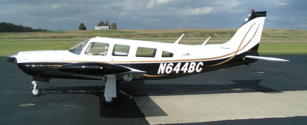 1976 Piper Straight Tail Lance for sale - Pristine Airplanes
