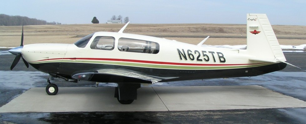 2001 Mooney Eagle 2 For Sale Pristine Airplanes