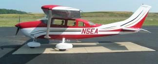 1975 Riley Super Skyrocket - Pristine Airplanes - Pristine