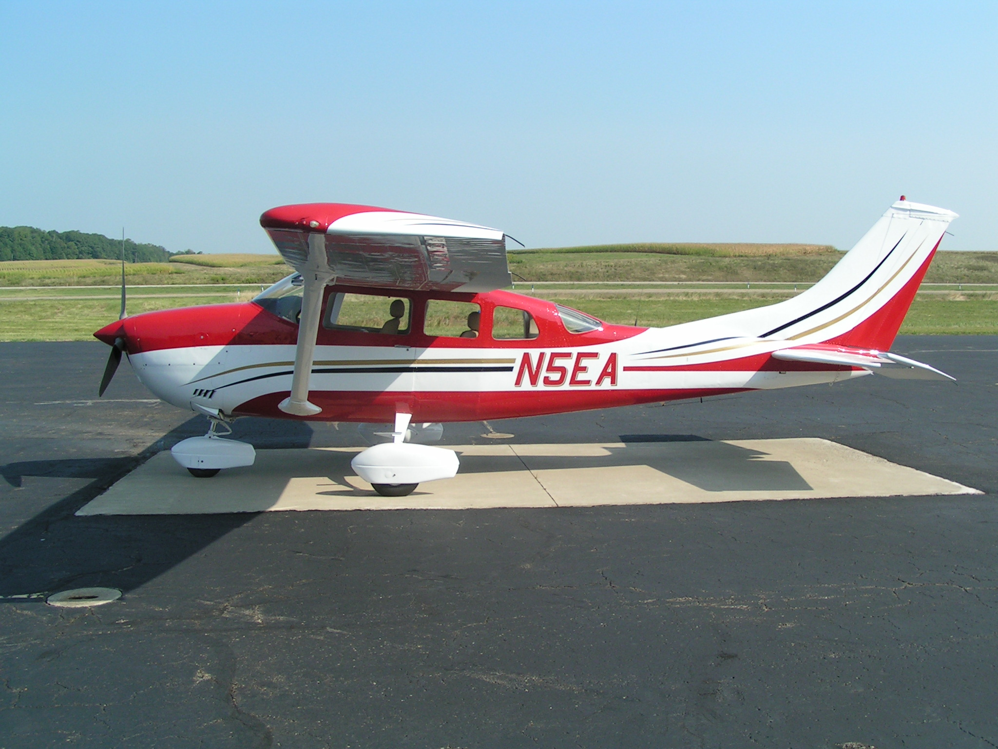 Cessna 206 for sale - Pristine Airplanes - Pristine Airplanes