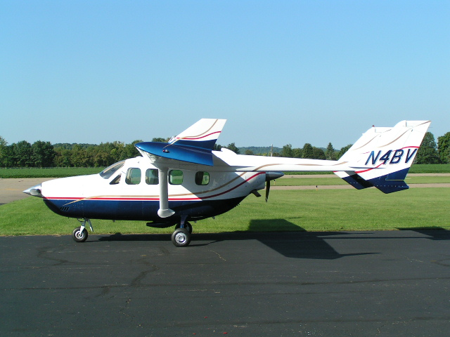 2015 Cessna P337 Rocket II Place Your Order Today