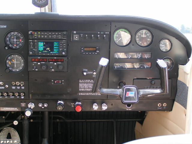 1965 Piper Cherokee 6 260 - Pristine Airplanes - Pristine